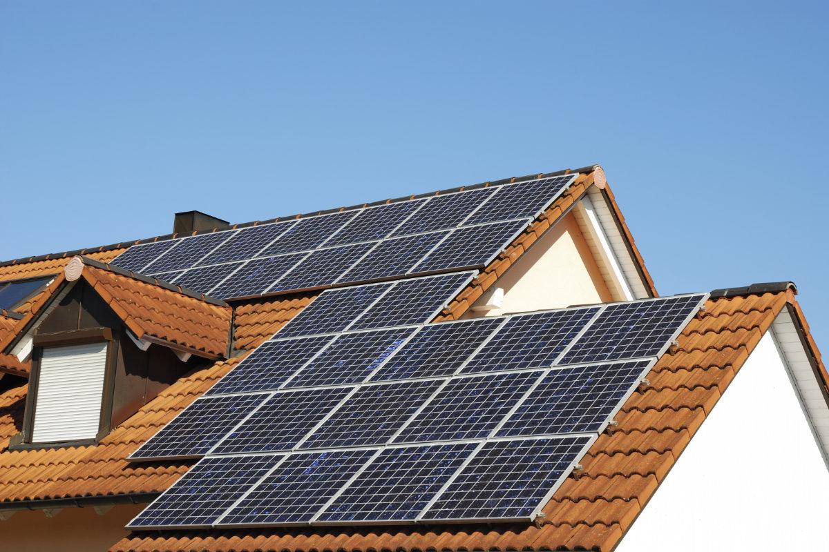 voorbeeld zonnepanelen